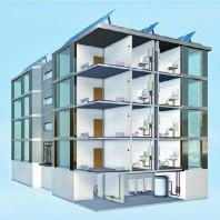 Использование электроотопления в многоквартирных домах, отопление квартир